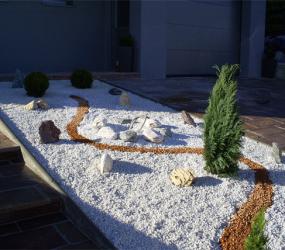 Gartenbau for Steine im teich